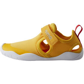 Reima Rantaan Sandals Kids, yellow